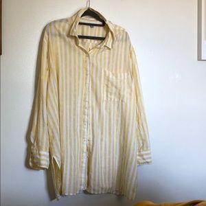 Aerie long shirt/dress/tunic